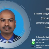 Thermal Energy Recovery Technologist (TERT)